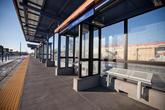Victoria Street Station - Metro Transit Green Line