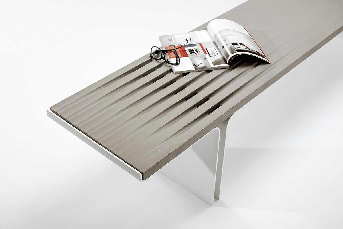 Cool Flight Bench Studio Forms Surfaces Ibusinesslaw Wood Chair Design Ideas Ibusinesslaworg