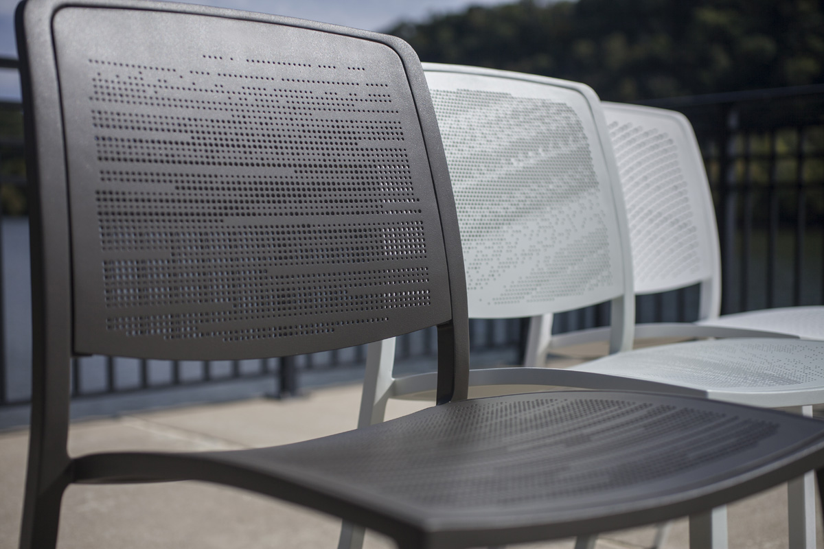 Avivo Chair Outdoor Forms Surfaces