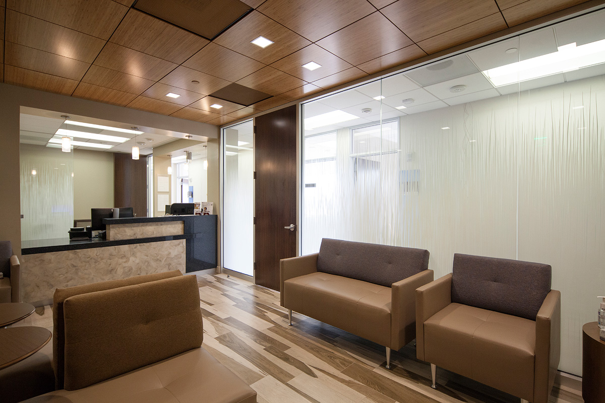 UCLA Health - Torrance Hematology / Oncology | Forms+Surfaces