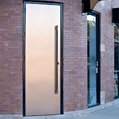 Fused Metal Doors