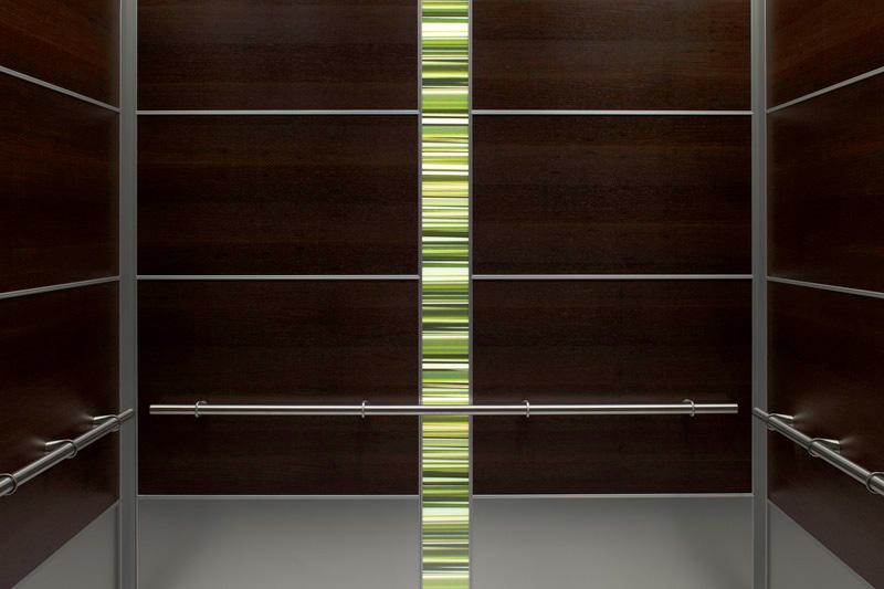 Levele Elevator Interiors New Configurations Amp Patterns
