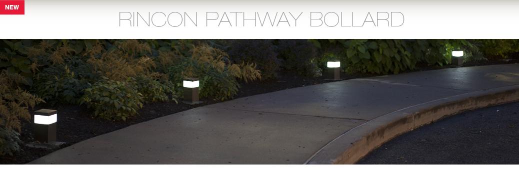 New: Rincon Pathway Bollard