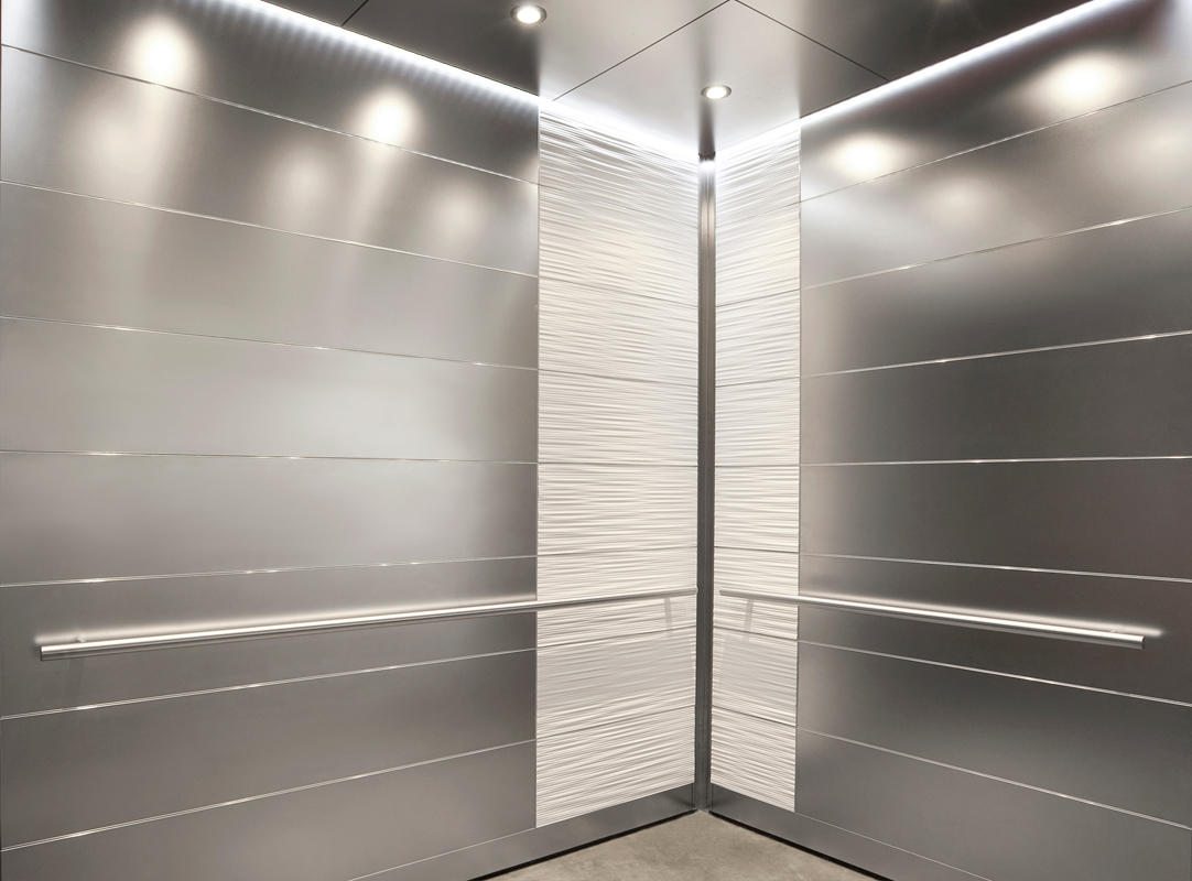 Levele 103 Elevator Interiors Architectural Forms Surfaces