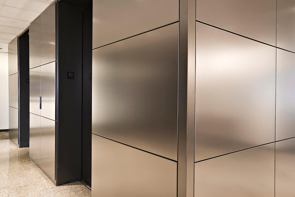 Wall Panel Systems : Levele wall cladding system architectural forms
