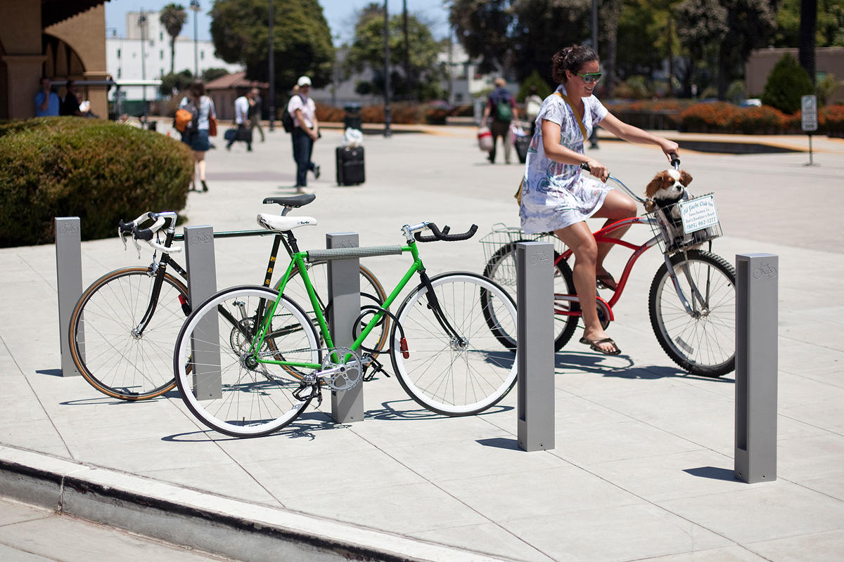Capitol bike rack outdoor forms surfaces for Architectural plan racks