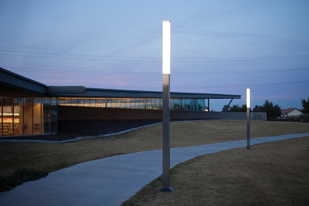 Rincon Pedestrian Lighting Outdoor Forms Surfaces