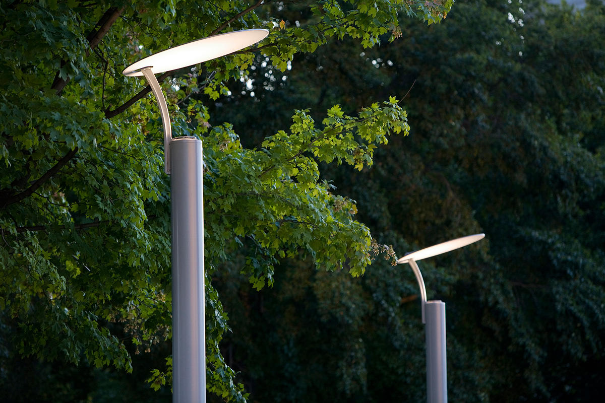 3Rivers Pedestrian Lighting Outdoor FormsSurfaces