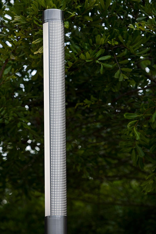 Light Column Pedestrian Lighting Outdoor Forms Surfaces