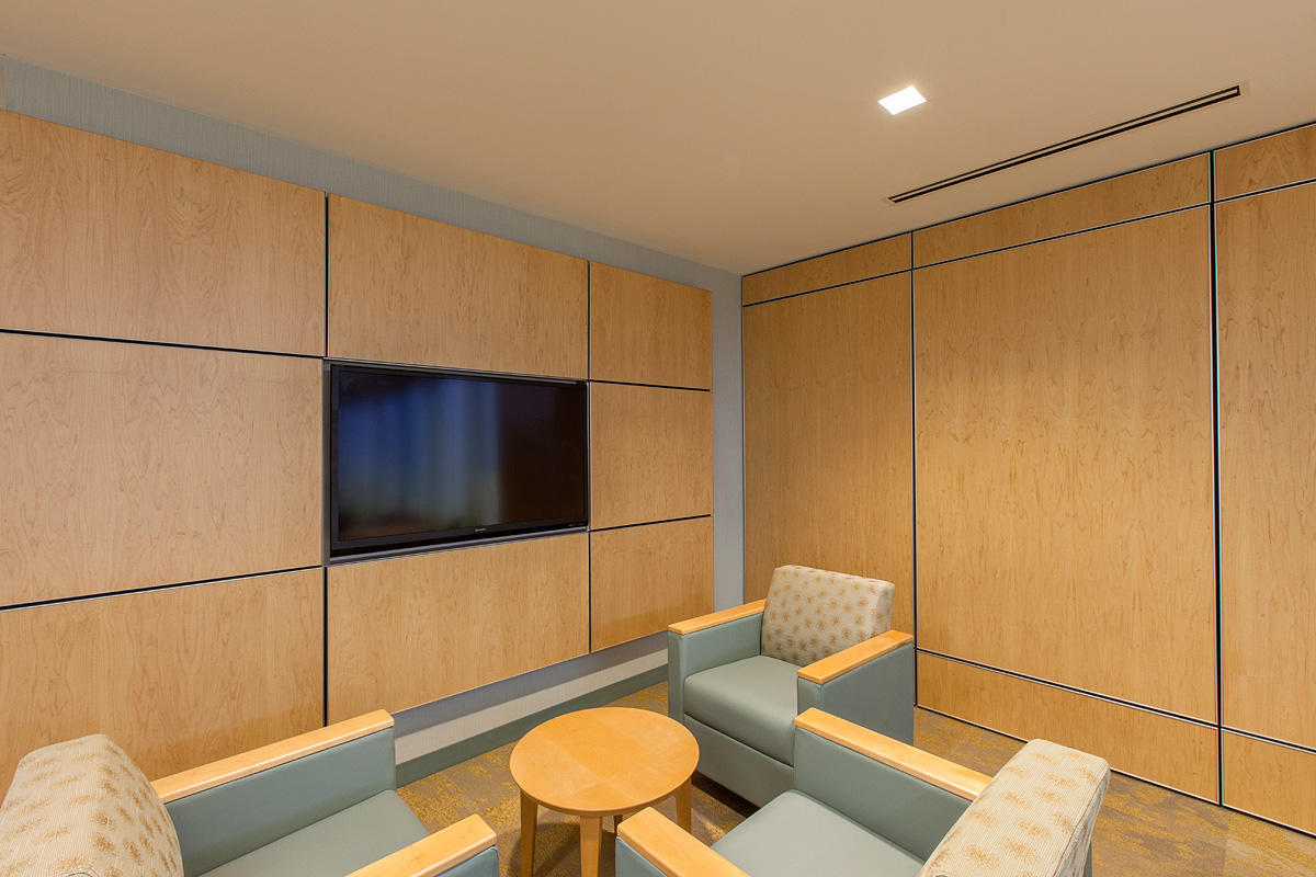 Wall Panel Systems : University of minnesota school nursing forms surfaces