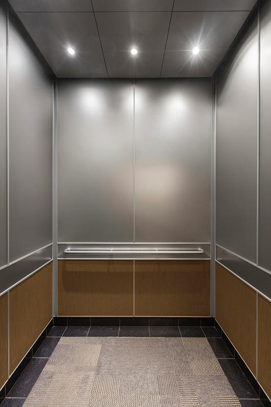 Levele 105 Elevator Interiors Architectural Forms Surfaces