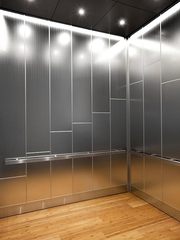 Levele 108 Elevator Interiors Architectural Forms Surfaces
