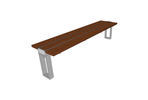 Apex Bench, for use with add-on sections