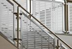 Silhouette Railing System with Stainless Steel guardrail, handrail