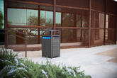 Cordia Litter & Recycling Receptacle